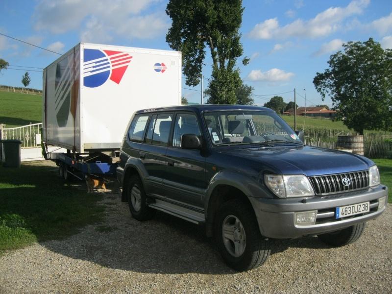 camping car à partir d'un Renault 110-170 4x4 : S210