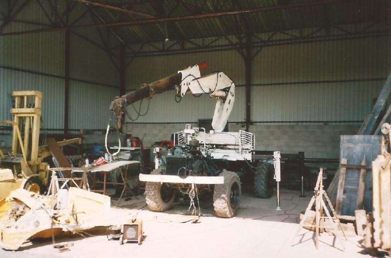 restauration 416 grue Ze10610