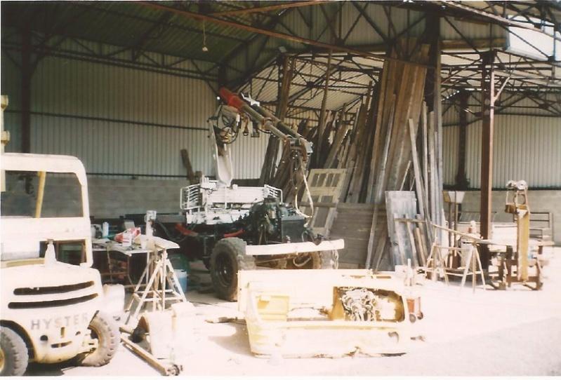 restauration 416 grue Ze10710