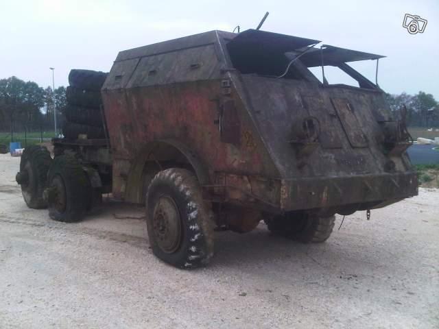 le camion de l'Agence tout risque Ze11010