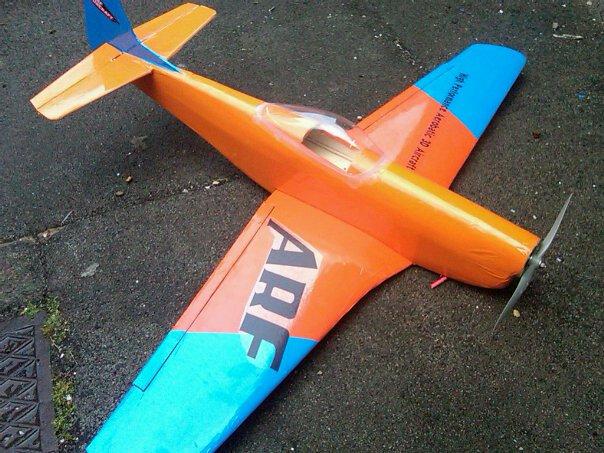 Welshpool Model Airshow. Bbff10