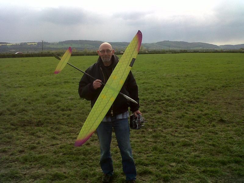 Tuesday night gliding club Marty10