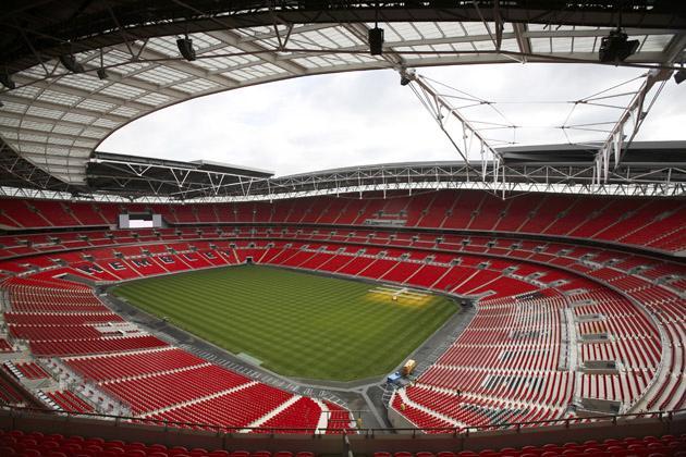 Sunday 7th August - Wembley Stadium Wemble10