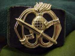Présentation du K.C.T ( Korps Commando Troepen ) Barete10