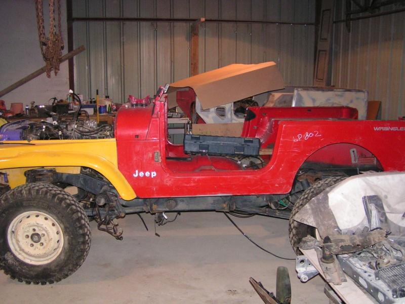 CJ 7 sur chassis mercedes et V8 mercos - Page 2 13_dec10