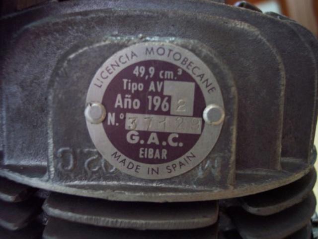 El AV-60 de mi abuelo al detalle F-moby22