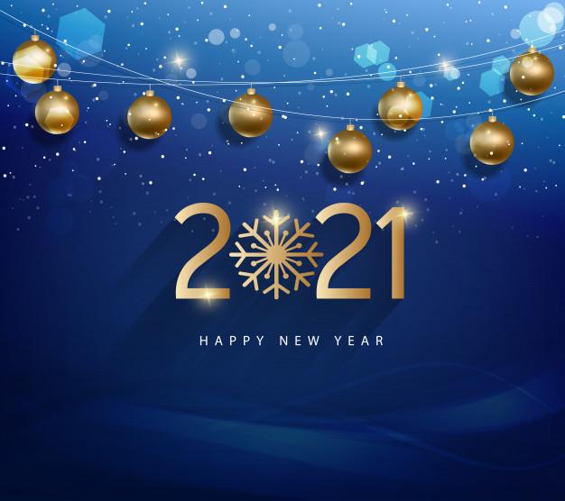 I Saluti di Gennaio 2021 Felice10