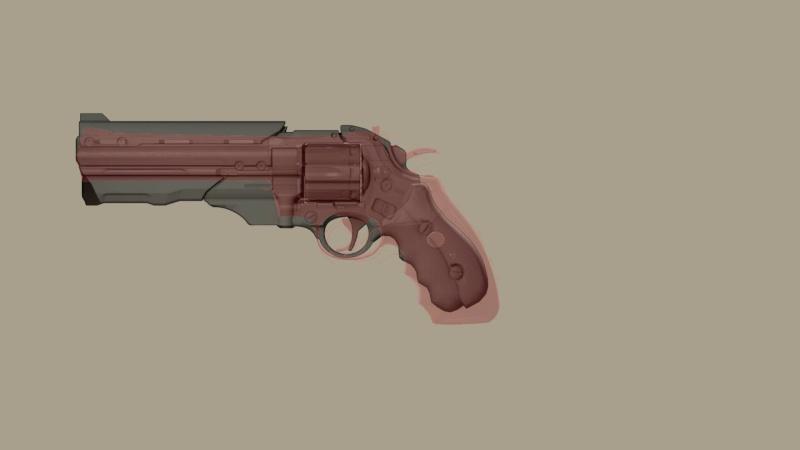 "[KWC] Colt Python 6"" Magnum10"
