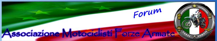 Associazione Motociclisti Forze Armate / www.assomotoforzearmate.it