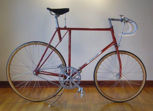 LE STAYER  vélo de vitesse  18065310