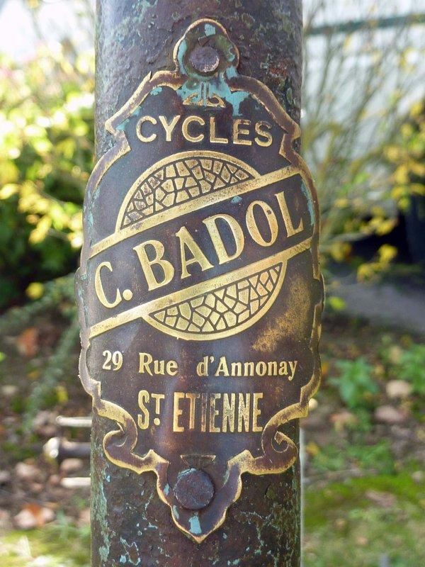 cycle Badol st étienne Badol211