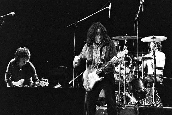 Photo de Bernd Parker - Metropol, Berlin, 14 ou 15 avril 1982 12a10