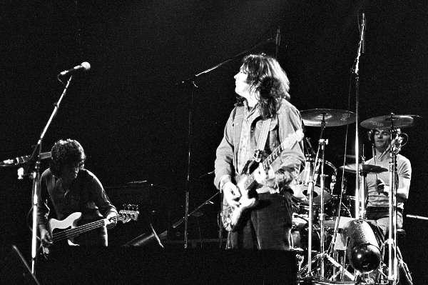Photo de Bernd Parker - Metropol, Berlin, 14 ou 15 avril 1982 19a10
