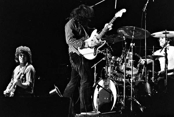 Photo de Bernd Parker - Metropol, Berlin, 14 ou 15 avril 1982 9a11