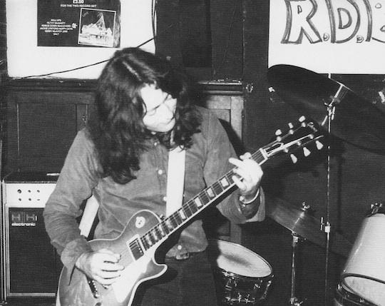 Photos de Terry Murphy-Bridge House, Londres, Décembre 1978 Bridge10