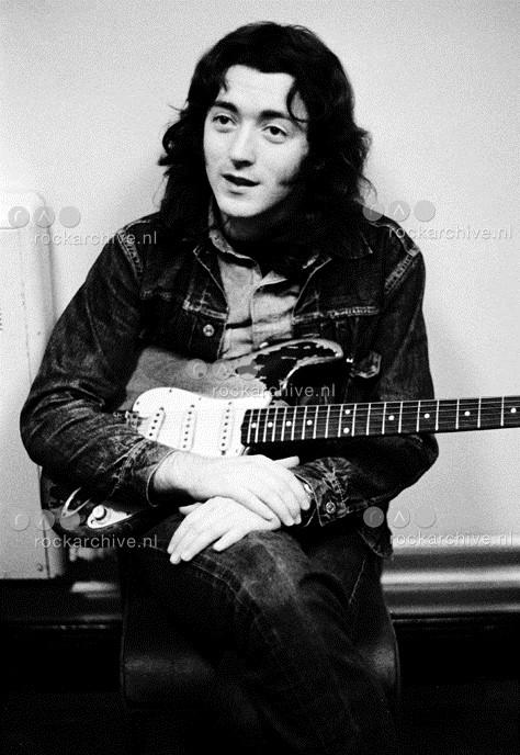 Photos de Gijsbert Hanekroot - Manchester (UK), 16 février 1973 Gallag12