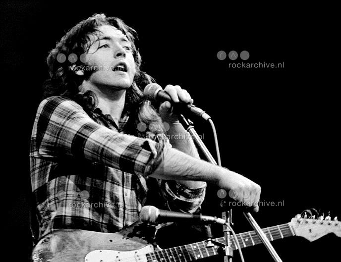 Photos de Gijsbert Hanekroot - Manchester (UK), 16 février 1973 Gallag13