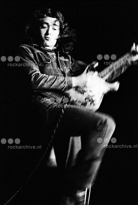Photos de Gijsbert Hanekroot - Manchester (UK), 16 février 1973 Gallag14