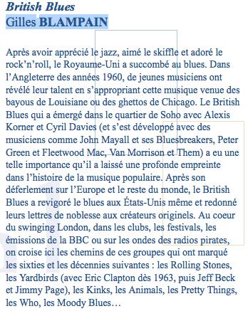 Gilles Blampain - British Blues 1958-1968 Image149
