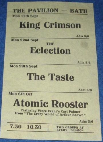 Taste Mk 2 (1968-1970) - Page 10 Image160
