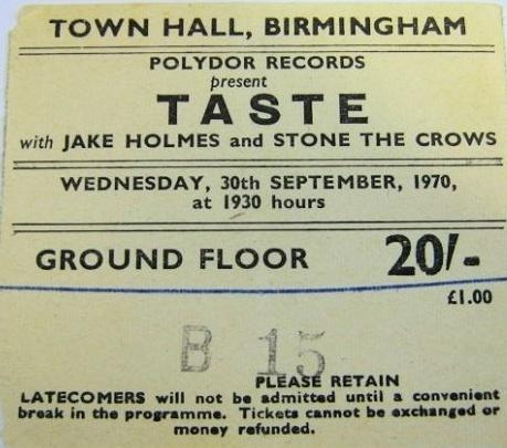 Taste Mk 2 (1968-1970) - Page 10 Image164