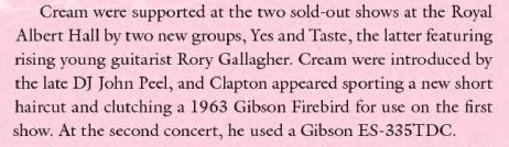 Chris Welch - Clapton: The Ultimate Illustrated History (2011) Image201