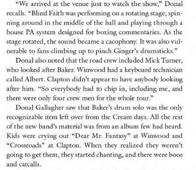 Chris Welch - Clapton: The Ultimate Illustrated History (2011) Image203