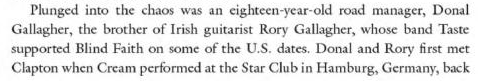 Chris Welch - Clapton: The Ultimate Illustrated History (2011) Image204