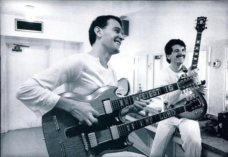 Carlos Santana/Mahavishnu John McLaughlin : Love Devotion Surrender (1973) Image223