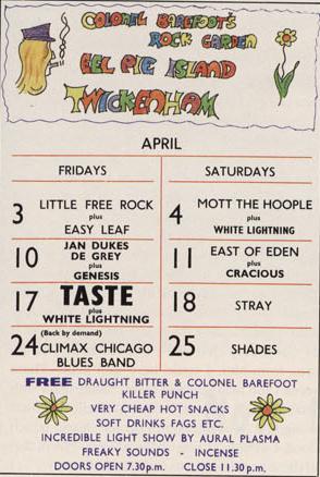 Taste Mk 2 (1968-1970) - Page 12 Image273