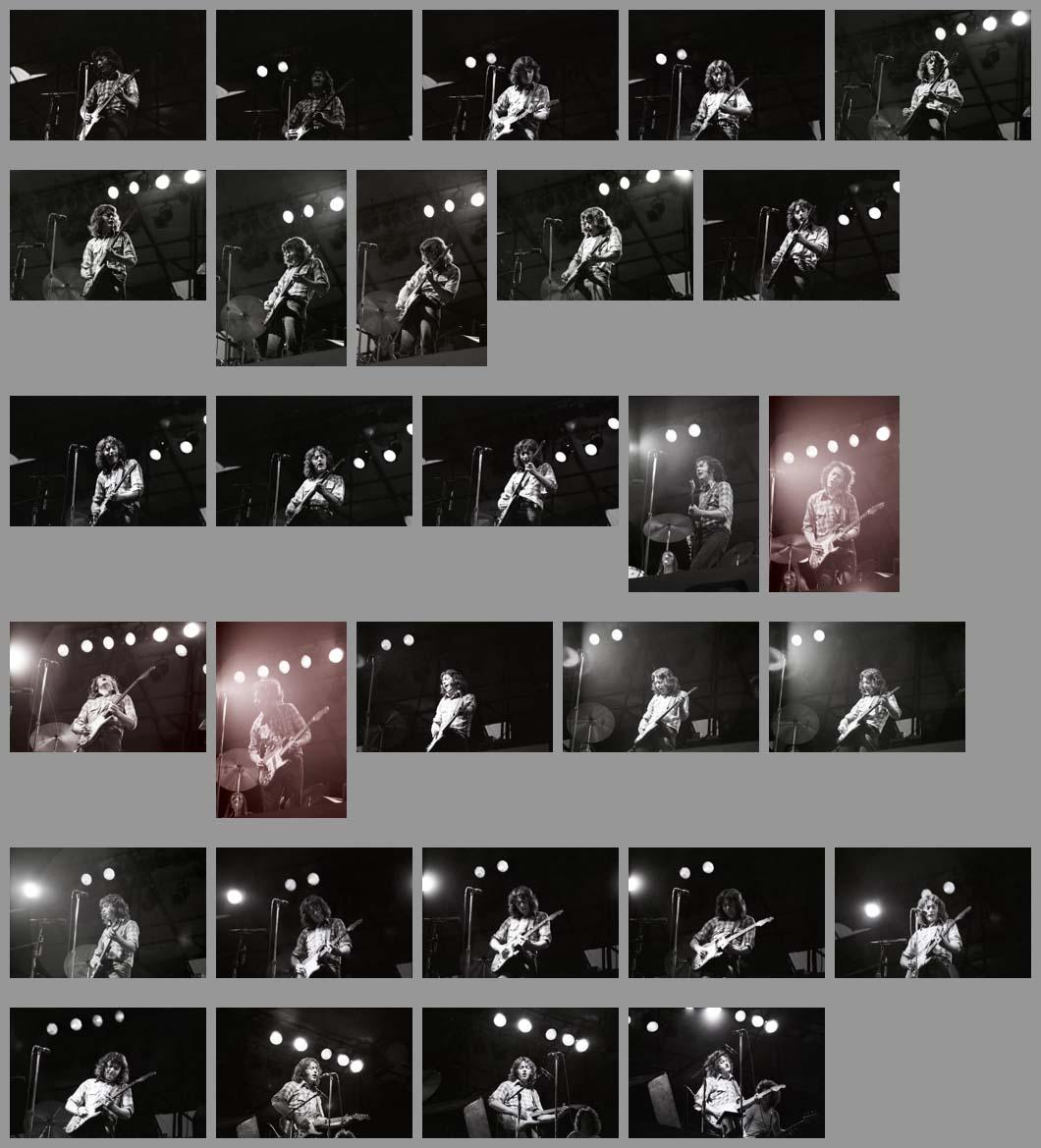 Central Park, NYC 7 septembre 1974 Rg740911