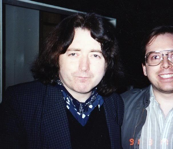 Photos de Brian Brady - The Stone, San Francisco, 16 mars 1991 Rory0010