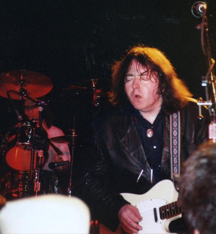 Photos de Brian Brady - The Stone, San Francisco, 16 mars 1991 Rory_g22