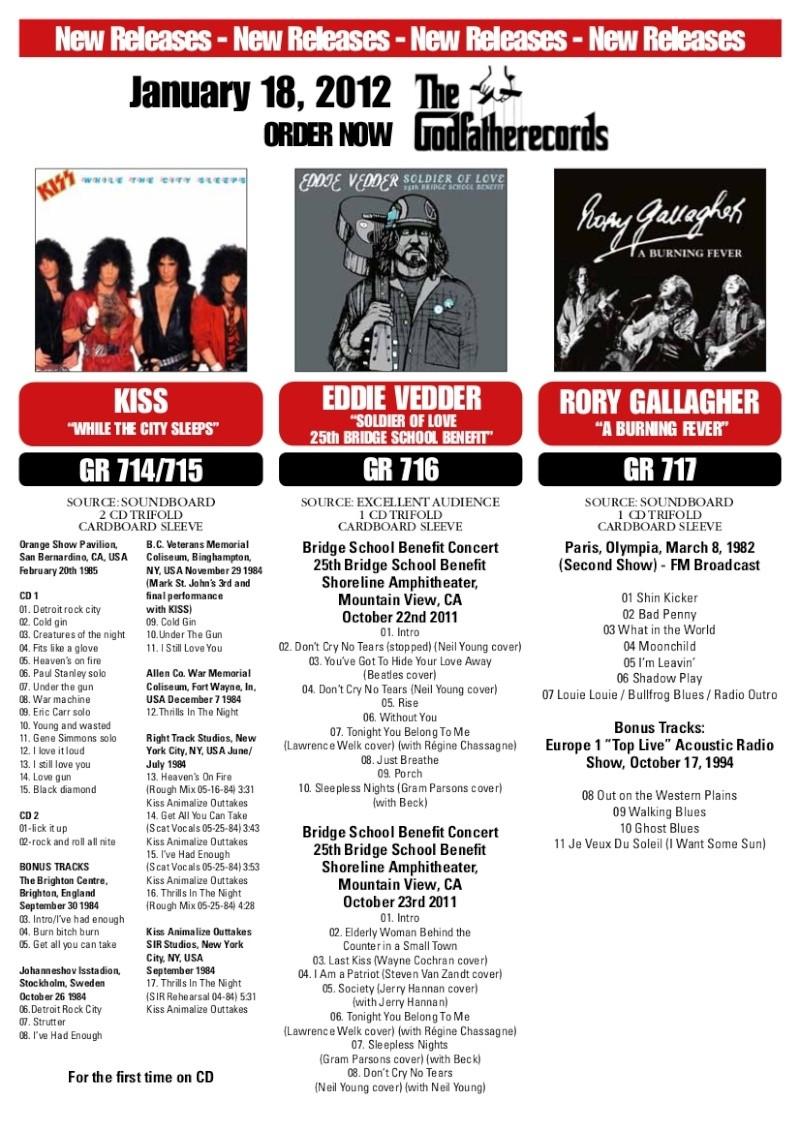 Godfather Records (Bootleg label) Thegod12