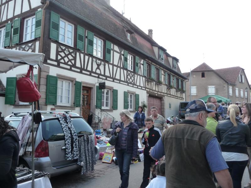 Marché aux puces du 13 mai 2012 à Westhoffen P1080512