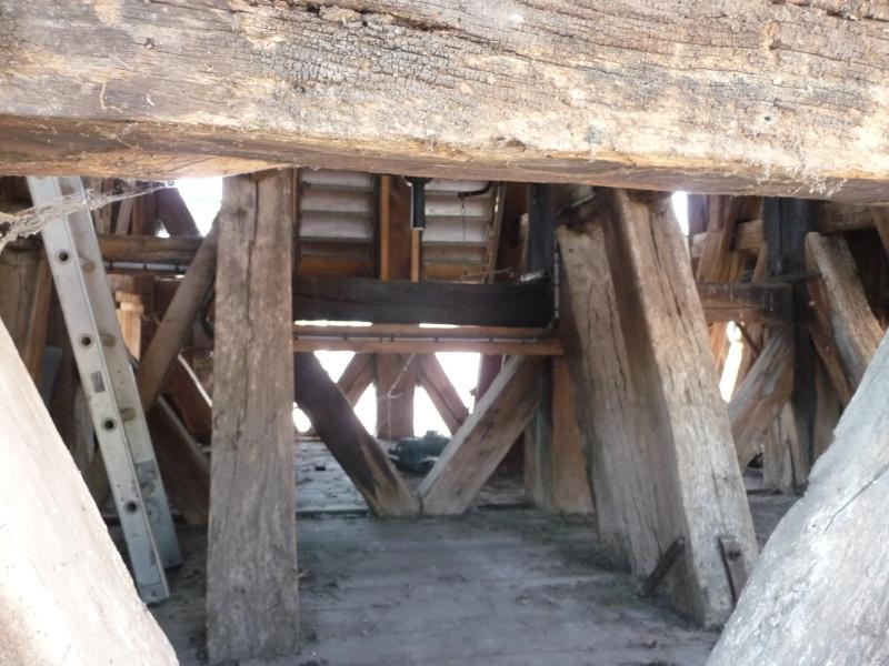 Le chantier de restauration de l'église simultanée de Wangen ... P1080827