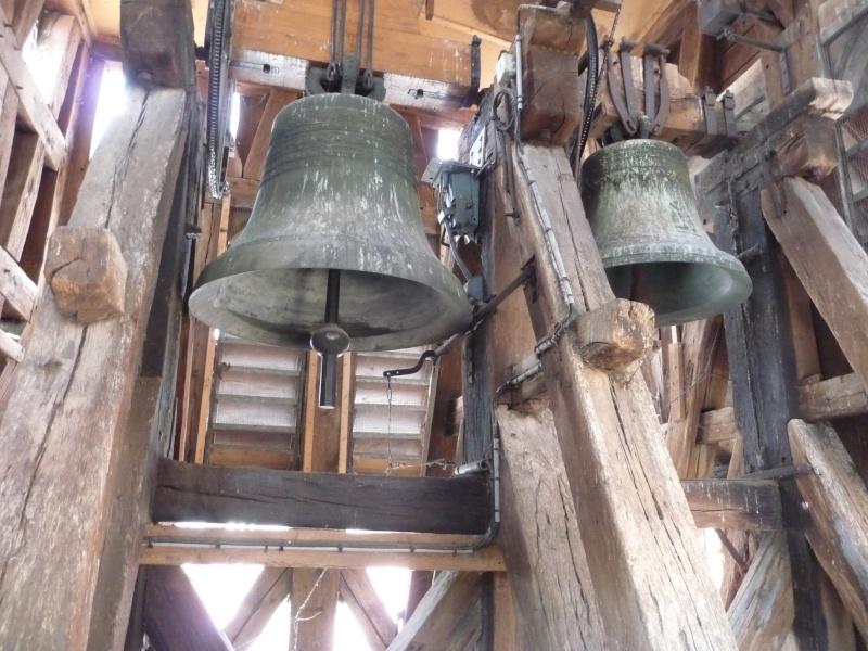 Le chantier de restauration de l'église simultanée de Wangen ... P1080828
