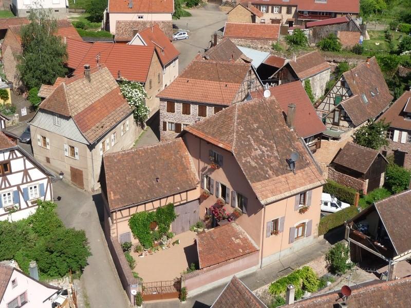 Le chantier de restauration de l'église simultanée de Wangen ... P1100012