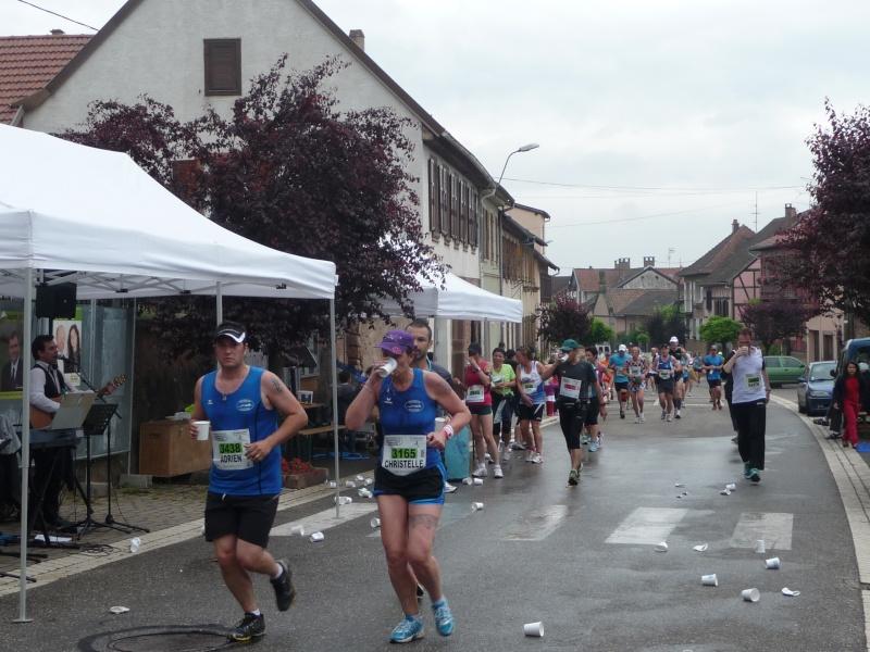 2 et 3 juin 2012 ,8ème édition du Marathon du Vignoble d'Alsace P1100016