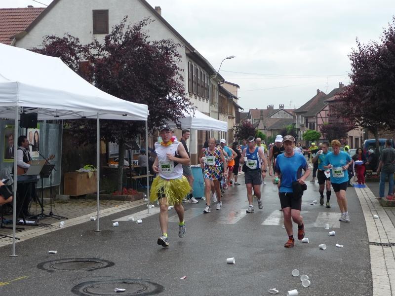 2 et 3 juin 2012 ,8ème édition du Marathon du Vignoble d'Alsace P1100017