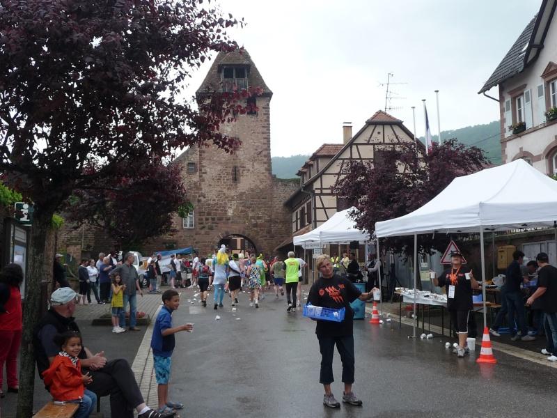 2 et 3 juin 2012 ,8ème édition du Marathon du Vignoble d'Alsace P1100019