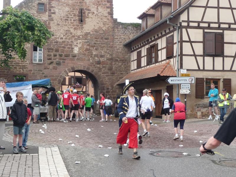 2 et 3 juin 2012 ,8ème édition du Marathon du Vignoble d'Alsace P1100020