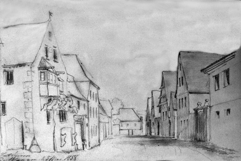 Images et gravures anciennes de Wangen Ruepri10