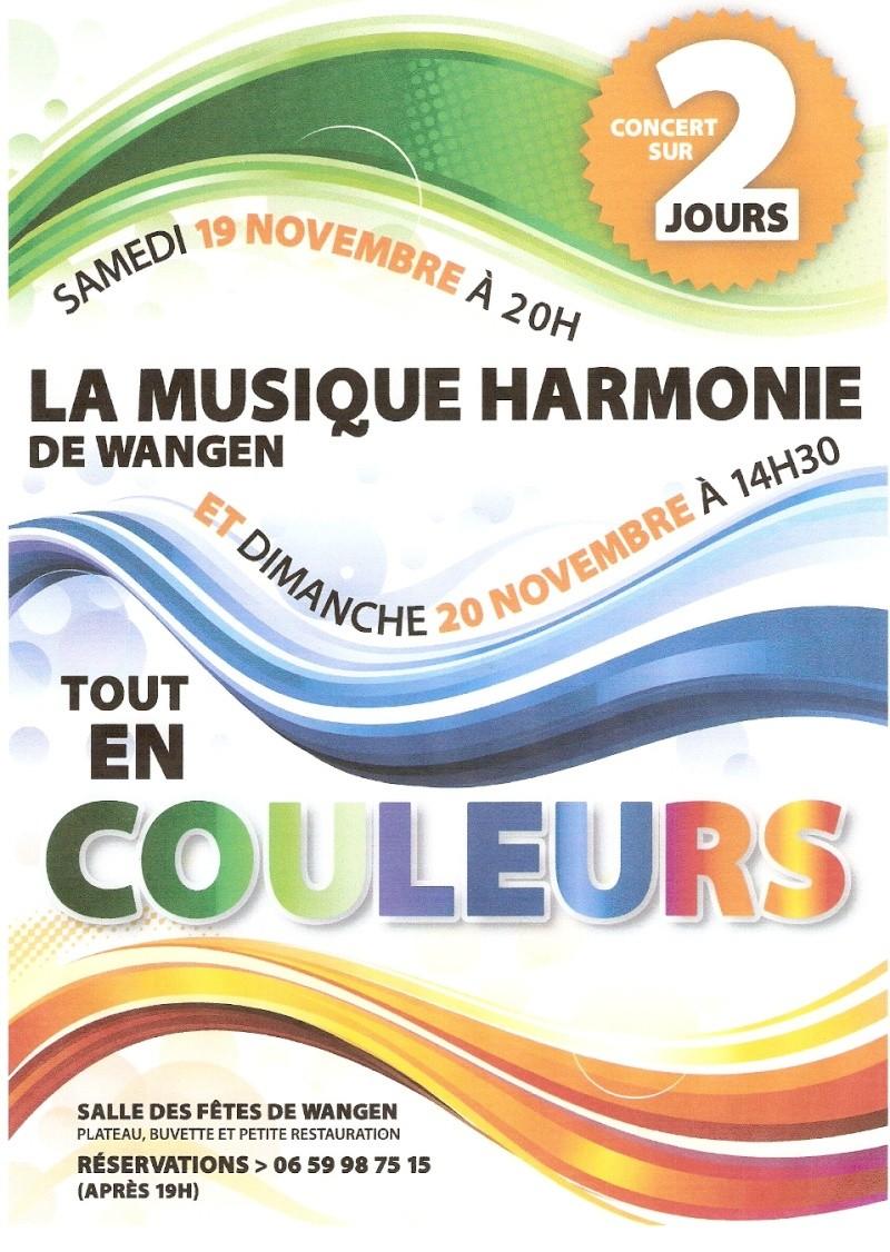 Concert de la Musique Harmonie de Wangen des 19 et 20 novembre 2011 Scan0112
