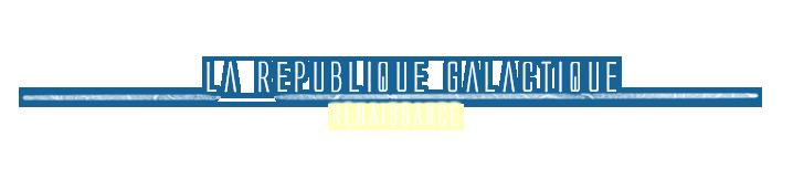 La République Galactique [Renaissance]