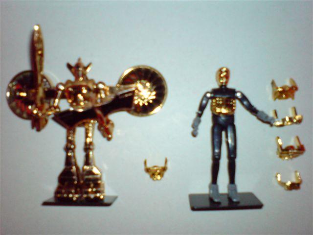 I Micronauti (collezione di spezialagent) 117