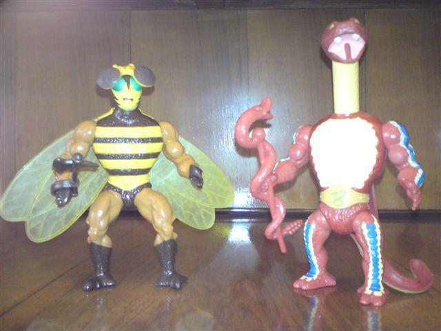 Altre action figures (collezione di spezialagent) 118