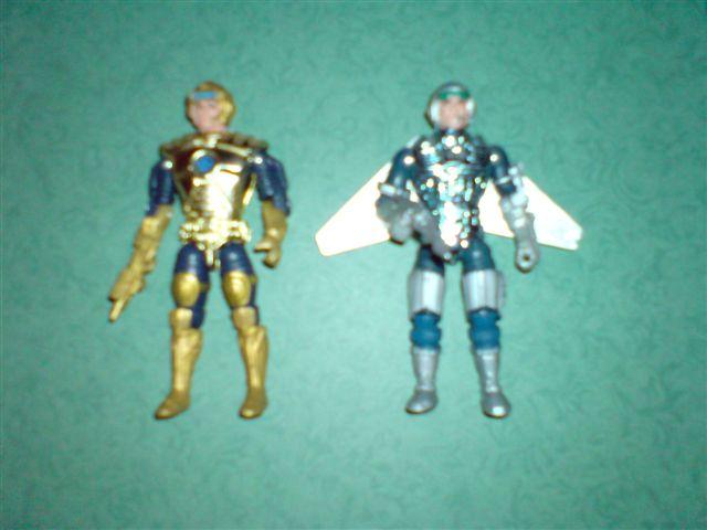 Altre action figures (collezione di spezialagent) 125