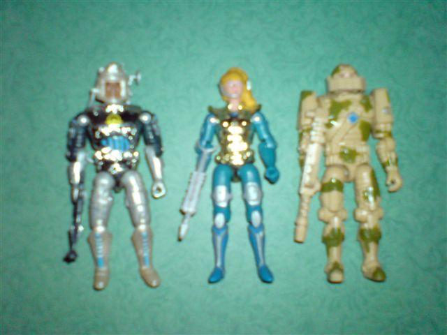 Altre action figures (collezione di spezialagent) 223