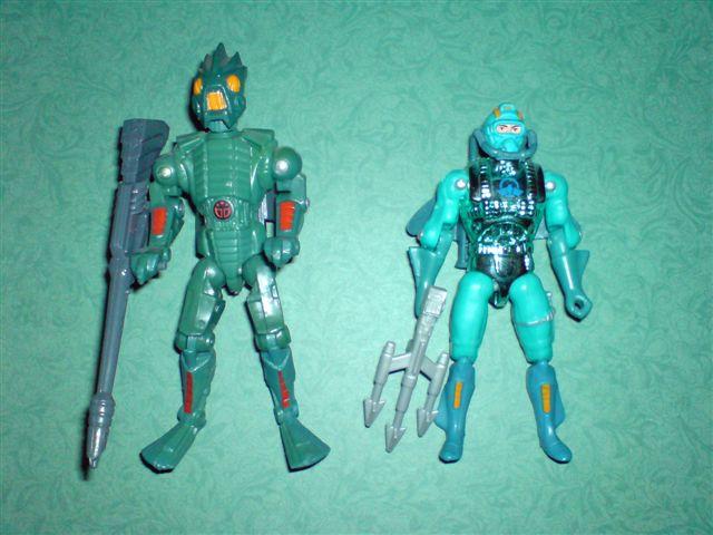 Altre action figures (collezione di spezialagent) 323